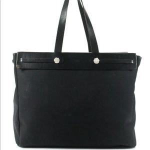 Hermes Womens Tote Handbag Herbag Cabas GM Bag